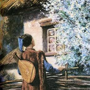 Урок 3. «Майская ночь, или Утопленница» Н.В. Гоголь (пятый класс)