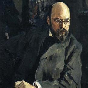 Описание картины Остроухова И.С. «Золотая осень»